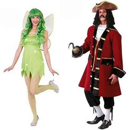 deguisement carnaval couple