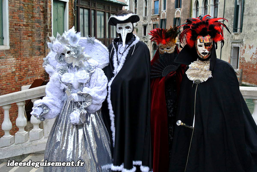 deguisement carnaval de venise a faire soi meme