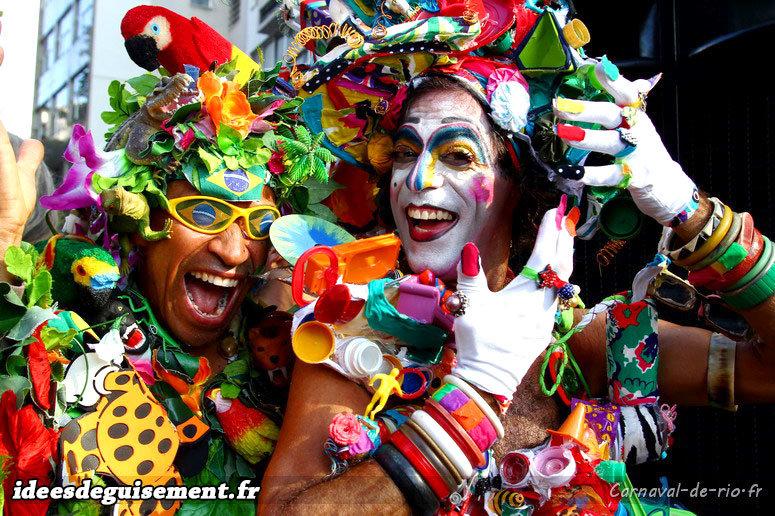 deguisement carnaval lycee fille