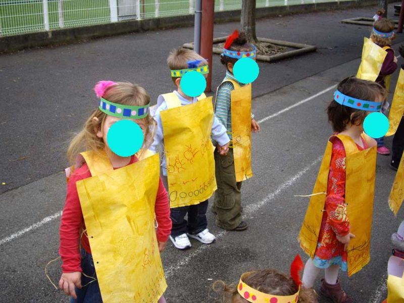 deguisement carnaval maternelle