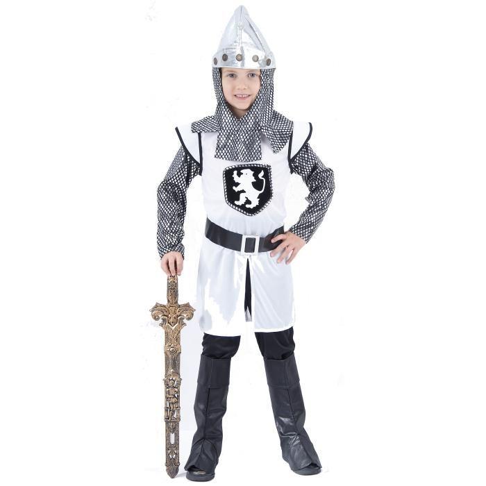 deguisement chevalier 18 mois