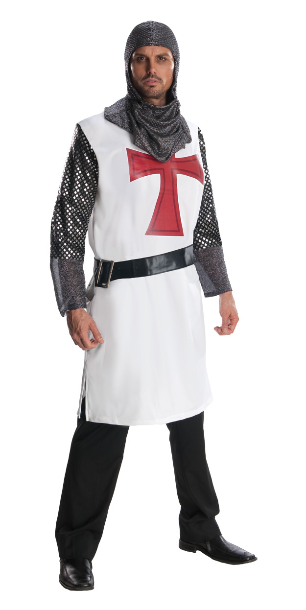 deguisement chevalier adulte