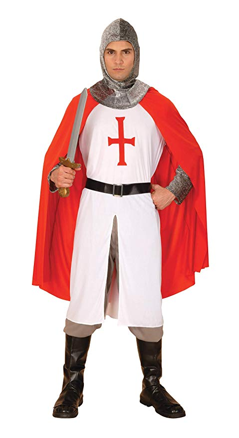deguisement chevalier anglais