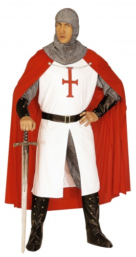 deguisement chevalier avec cape
