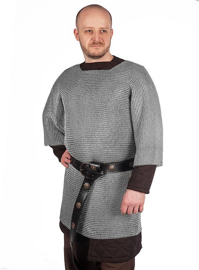 deguisement chevalier cotte de maille