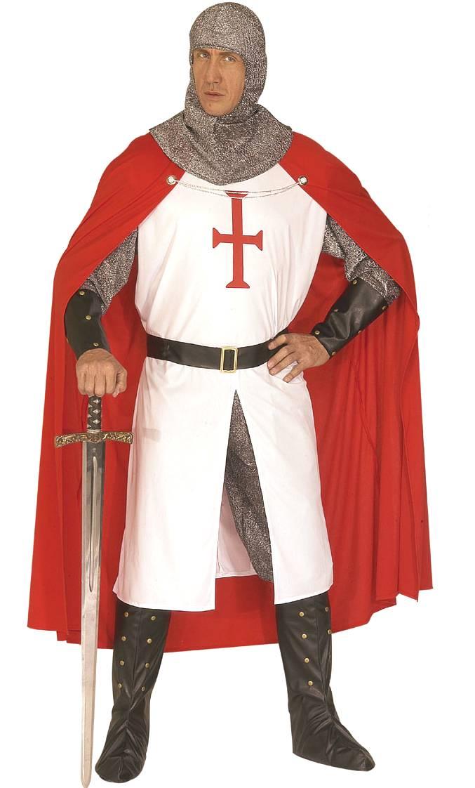 deguisement chevalier croise homme