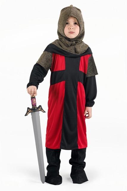 deguisement chevalier de la table ronde