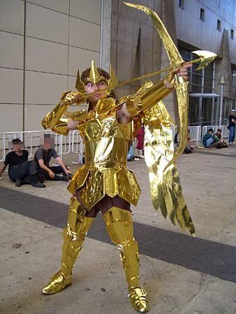 deguisement chevalier du zodiac