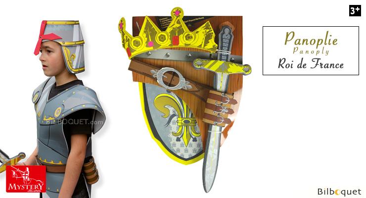 deguisement chevalier en mousse