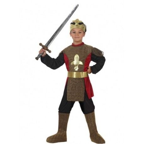 deguisement chevalier medieval garcon