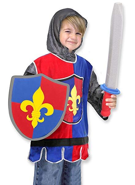 deguisement chevalier mousse