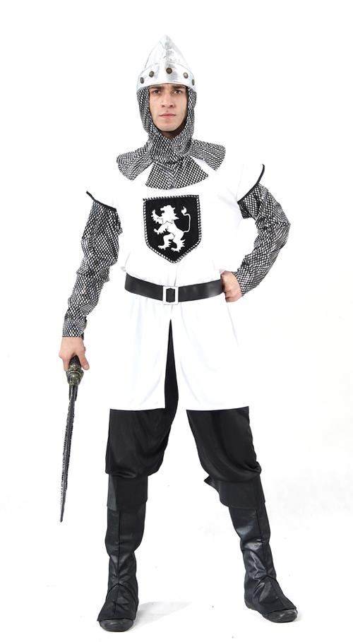 deguisement chevalier moyen age