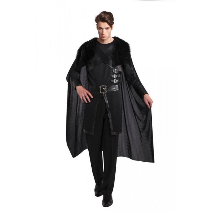 deguisement chevalier noir