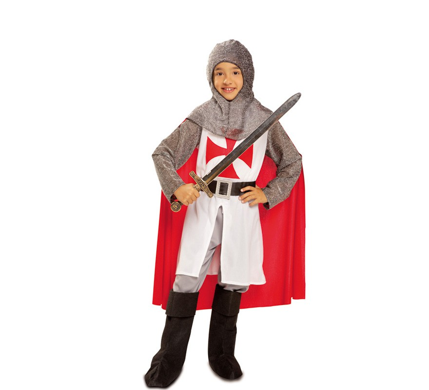deguisement chevalier templier