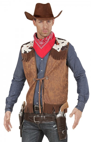 deguisement cowboy action