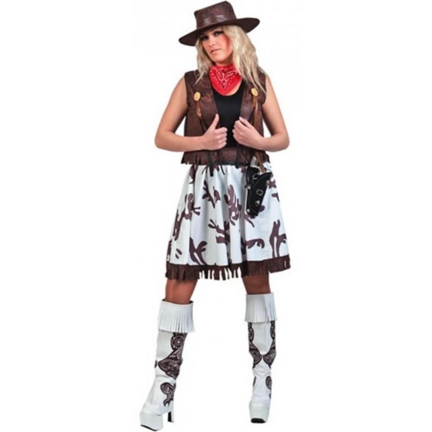 deguisement cowboy femme
