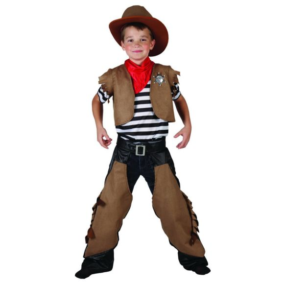 deguisement cowboy garcon 4 ans