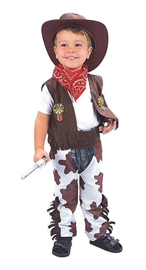 deguisement cowboy kit