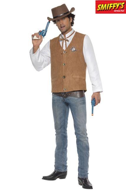 Tous Déguisements Deguisement Les Sheriff Cowboy v8OmnwN0