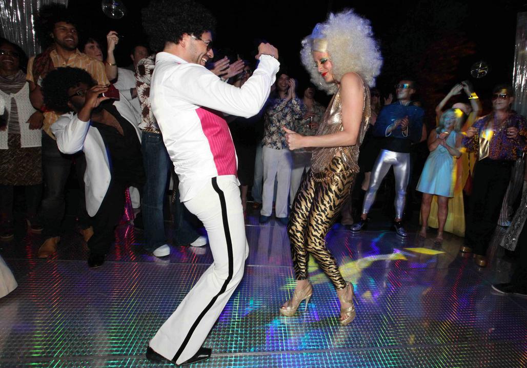 deguisement disco a faire soi meme