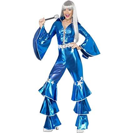 deguisement disco abba femme