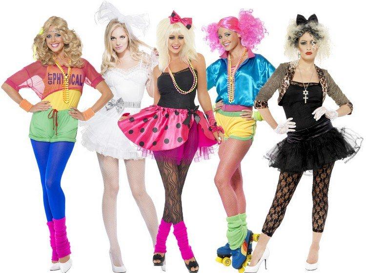 deguisement disco annee 80 femme , Tous les déguisements