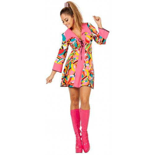 deguisement disco femme taille 46