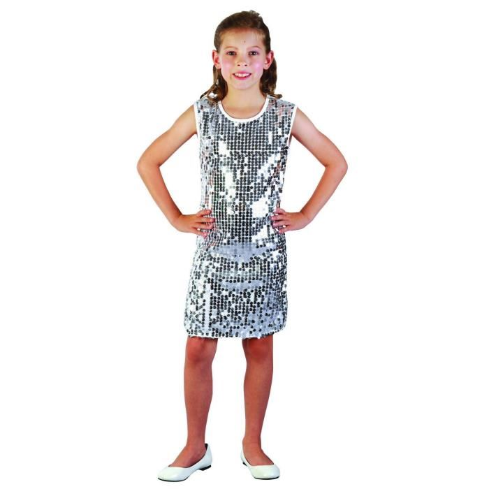 deguisement disco fille 8 ans