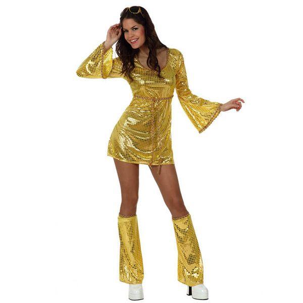 deguisement disco jour de fete