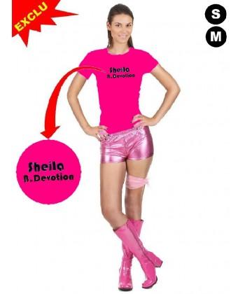 deguisement disco sheila