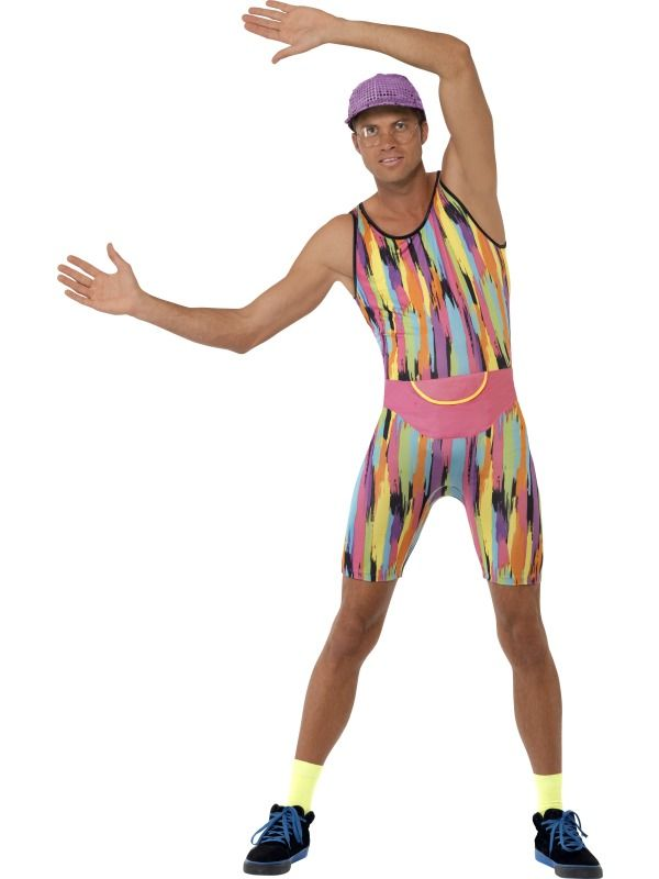 deguisement disco sport