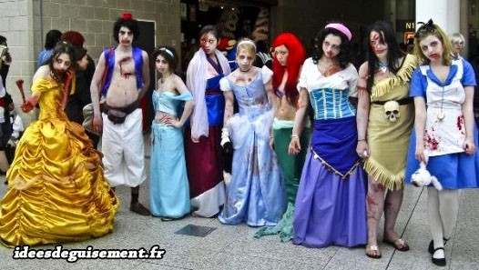 deguisement disney adulte a faire soi meme