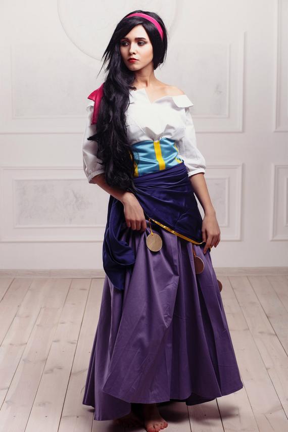 deguisement disney esmeralda adulte tous les d guisements
