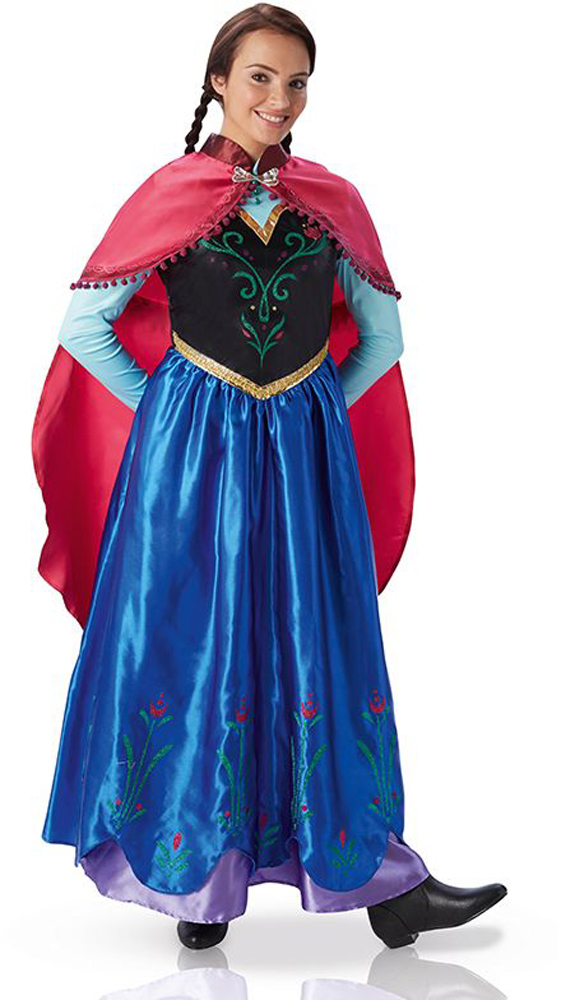 deguisement disney princesse adulte