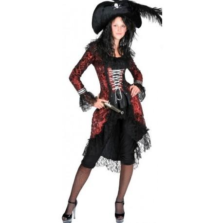 deguisement pirate baroque femme