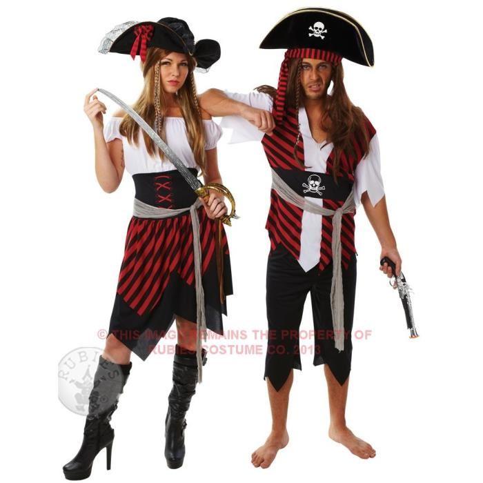 deguisement pirate couple