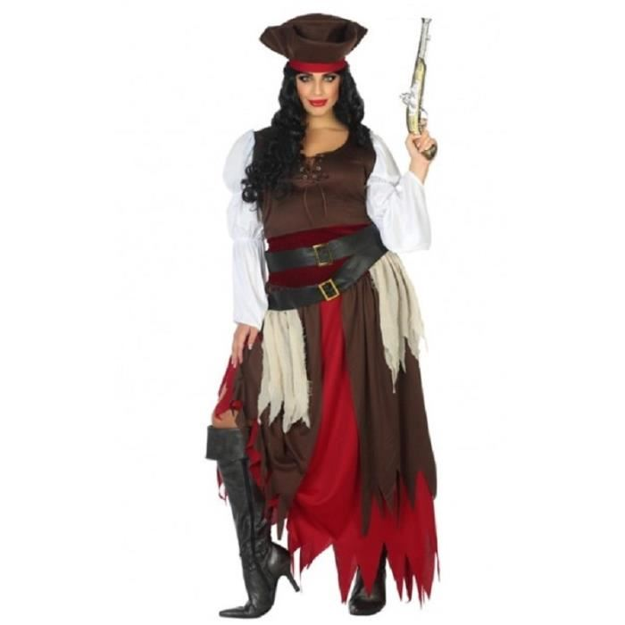 deguisement pirate des caraibes fille