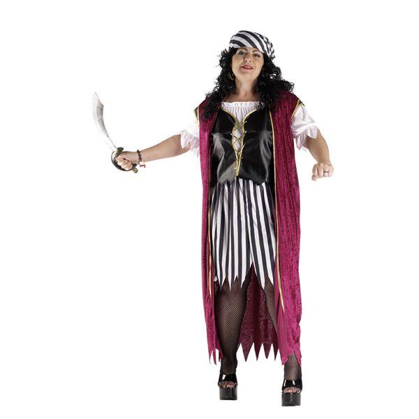 deguisement pirate femme jour de fete