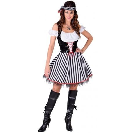 deguisement pirate femme xs