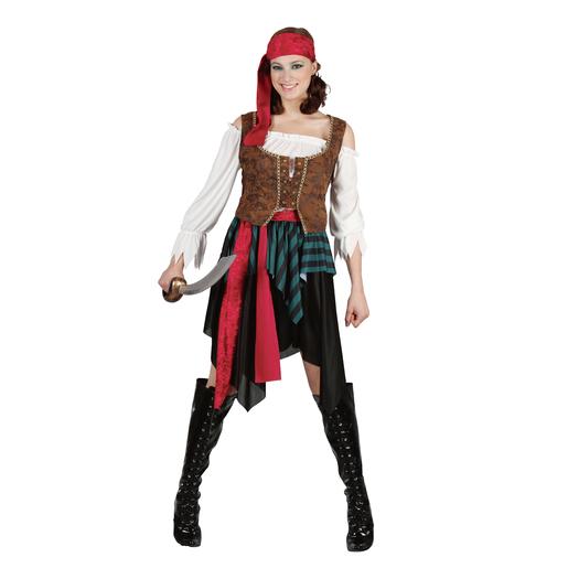 deguisement pirate femme