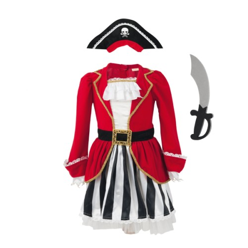 deguisement pirate fille oxybul