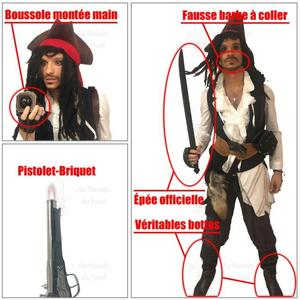 deguisement pirate fille toys r us