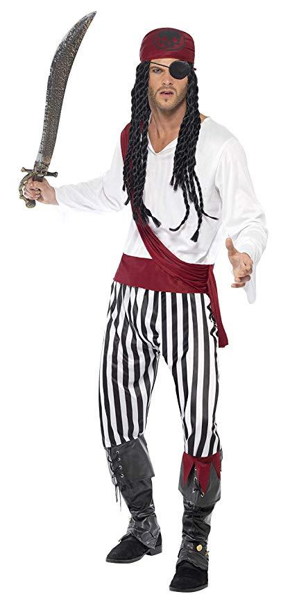 deguisement pirate homme a faire soi meme