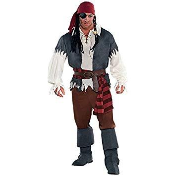 deguisement pirate homme amazon