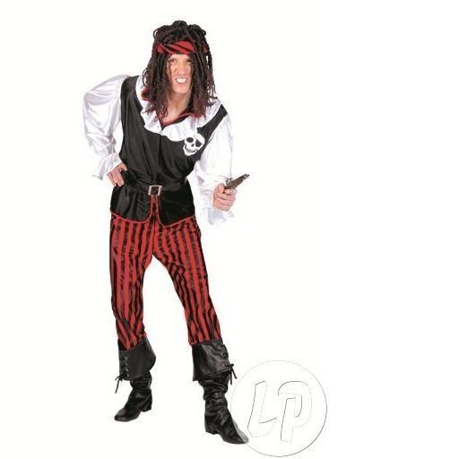 deguisement pirate homme xxl