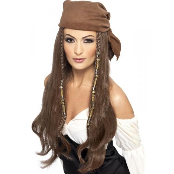 deguisement pirate maquillage
