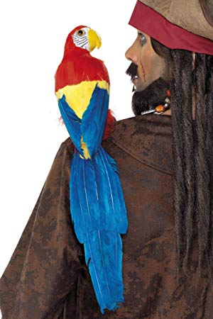 deguisement pirate perroquet
