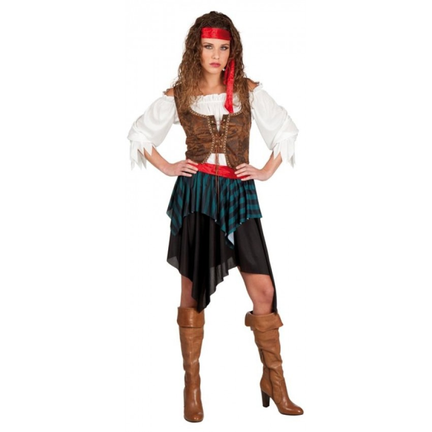 deguisement pirate pour halloween