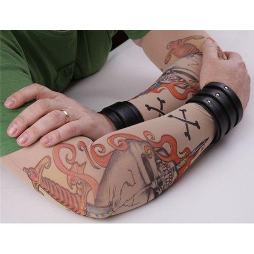 deguisement pirate tatouage