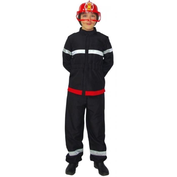 deguisement pompier 5 6 ans